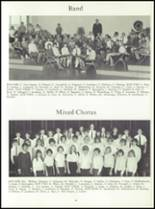 1968 Dows High School Yearbook Page 76 & 77