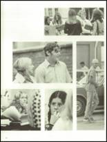 1972 Stratford Academy Yearbook Page 10 & 11