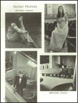 1972 Stratford Academy Yearbook Page 24 & 25