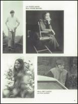 1972 Stratford Academy Yearbook Page 30 & 31