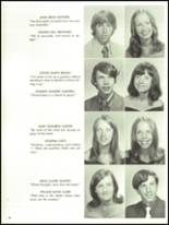 1972 Stratford Academy Yearbook Page 42 & 43