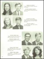 1972 Stratford Academy Yearbook Page 44 & 45