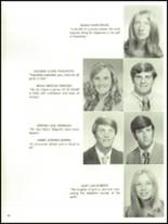 1972 Stratford Academy Yearbook Page 50 & 51