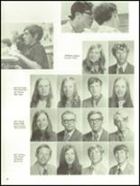 1972 Stratford Academy Yearbook Page 66 & 67