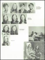 1972 Stratford Academy Yearbook Page 68 & 69