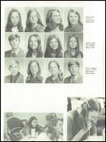 1972 Stratford Academy Yearbook Page 70 & 71