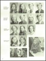 1972 Stratford Academy Yearbook Page 74 & 75