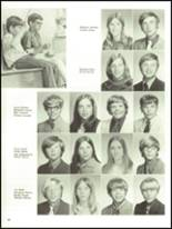 1972 Stratford Academy Yearbook Page 84 & 85