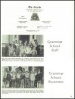 1972 Stratford Academy Yearbook Page 162 & 163