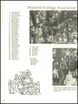 1972 Stratford Academy Yearbook Page 174 & 175
