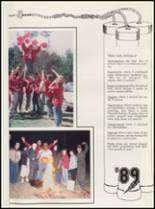 1989 Kansas High School Yearbook Page 24 & 25