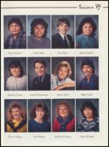 1989 Kansas High School Yearbook Page 30 & 31