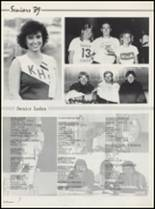 1989 Kansas High School Yearbook Page 34 & 35