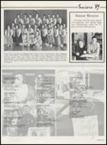 1989 Kansas High School Yearbook Page 36 & 37