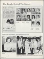 1989 Kansas High School Yearbook Page 44 & 45