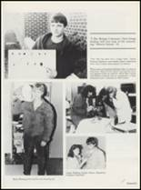 1989 Kansas High School Yearbook Page 46 & 47