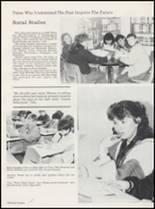 1989 Kansas High School Yearbook Page 52 & 53