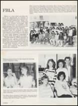 1989 Kansas High School Yearbook Page 70 & 71