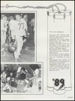 1989 Kansas High School Yearbook Page 80 & 81