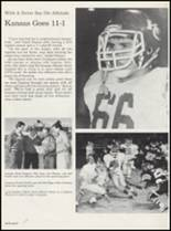 1989 Kansas High School Yearbook Page 82 & 83