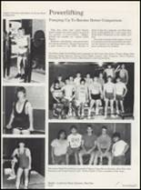 1989 Kansas High School Yearbook Page 86 & 87