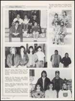 1989 Kansas High School Yearbook Page 104 & 105