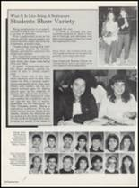 1989 Kansas High School Yearbook Page 108 & 109