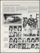 1989 Kansas High School Yearbook Page 110 & 111