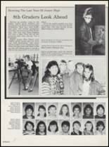 1989 Kansas High School Yearbook Page 114 & 115