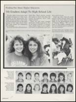 1989 Kansas High School Yearbook Page 116 & 117