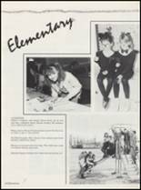 1989 Kansas High School Yearbook Page 118 & 119