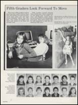 1989 Kansas High School Yearbook Page 122 & 123