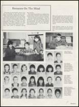 1989 Kansas High School Yearbook Page 126 & 127