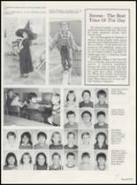 1989 Kansas High School Yearbook Page 128 & 129