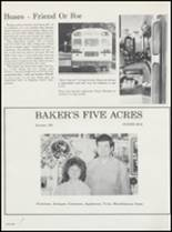 1989 Kansas High School Yearbook Page 144 & 145