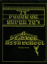 1979 Yearbook Denison High School