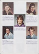 1984 Beemer High School Yearbook Page 12 & 13