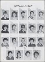 1984 Beemer High School Yearbook Page 18 & 19