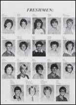 1984 Beemer High School Yearbook Page 20 & 21