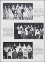 1984 Beemer High School Yearbook Page 24 & 25