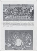 1984 Beemer High School Yearbook Page 34 & 35