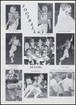 1984 Beemer High School Yearbook Page 36 & 37
