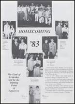 1984 Beemer High School Yearbook Page 38 & 39