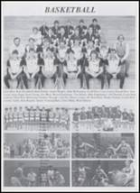 1984 Beemer High School Yearbook Page 42 & 43