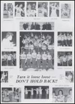 1984 Beemer High School Yearbook Page 46 & 47