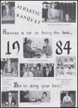 1984 Beemer High School Yearbook Page 48 & 49