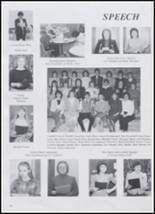 1984 Beemer High School Yearbook Page 52 & 53