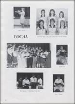 1984 Beemer High School Yearbook Page 56 & 57