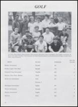1984 Beemer High School Yearbook Page 60 & 61
