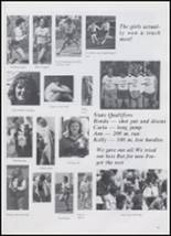 1984 Beemer High School Yearbook Page 62 & 63